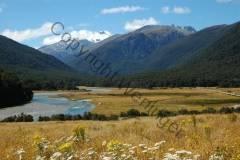 Neuseeland Haast Pass