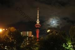 Neuseeland_Auckland Tower