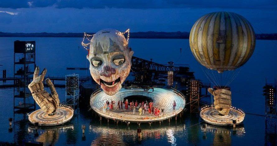 Bregenzer Festspiele Juli 2021