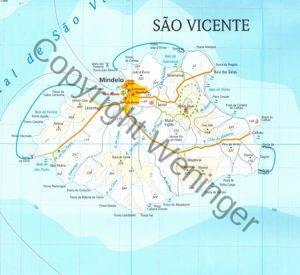 Kapverden Sao Vicente