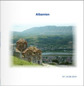 Albanien Juni 2014