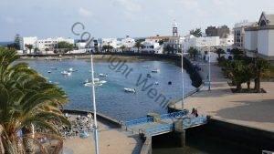 Arrecife, die Hauptstadt von Lanzarote