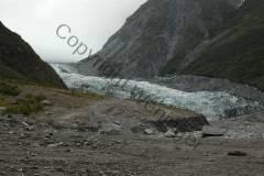 Neuseeland Fox Gletscher