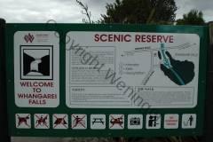 Neuseeland - Whangerei Falls