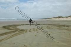 Neuseeland - Ninety Mile Beach