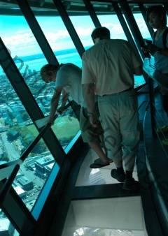 Neuseeland - Auckland Tower